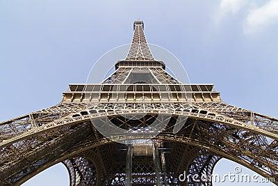 Eiffel Tower, Paris Editorial Stock Image