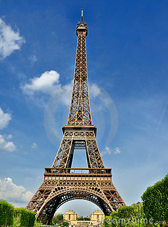Free Eiffel Tower, Paris Stock Photos - 20739433