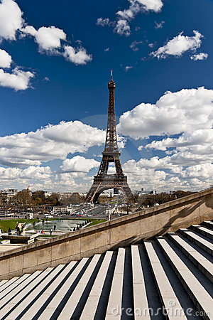 Eiffel Tower view