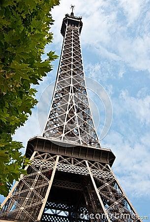 Eiffel wycieczka turysyczna le