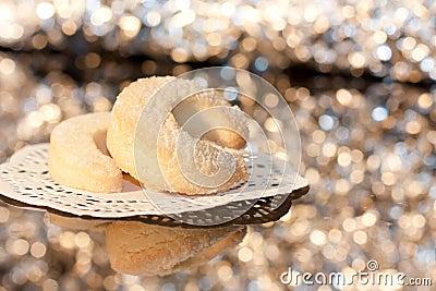 Eigengemaakte koekjes