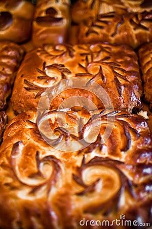 Eigengemaakte pastei