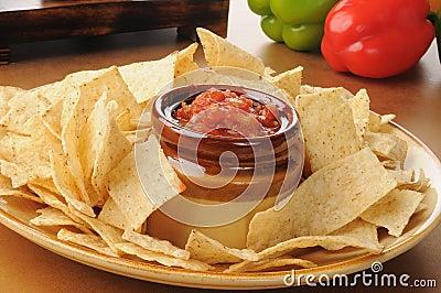 Eigengemaakte salsa