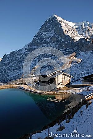 Free Eiger Stock Image - 1665931