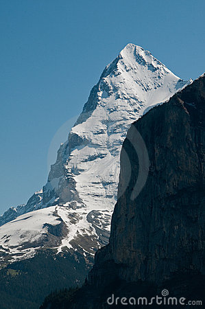 Free Eiger Stock Photography - 17083122