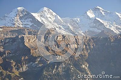 Eiger-Monch-Jungfrau