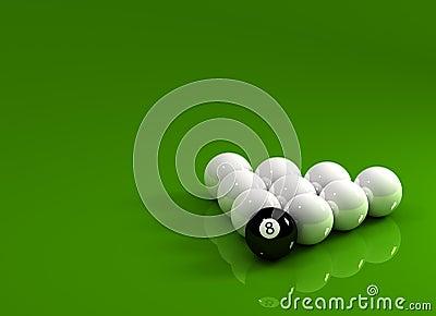 Eight Ball first