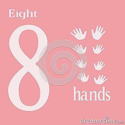 Eight Hands