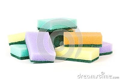 Eight sponges