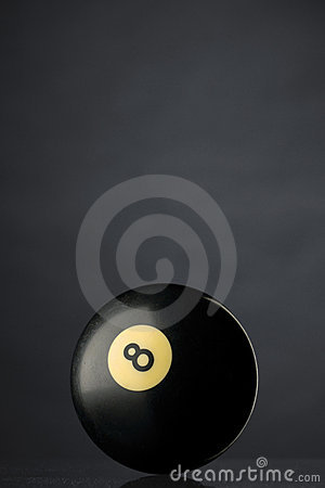 Free Eightball Royalty Free Stock Photo - 543595