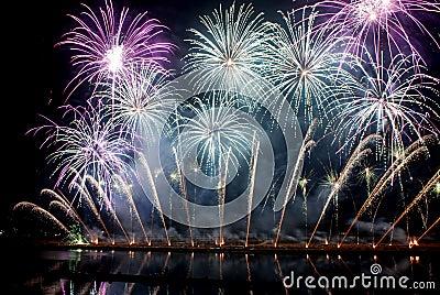 Eighth China International Fireworks Festival