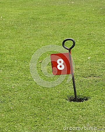 Eighth hole