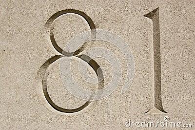 Eighty One