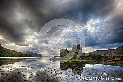 Eilean Donan Castle (Scotland)