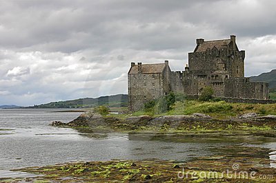 Eilean Donan in the Highlands