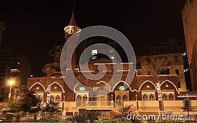 Ein El Mreisseh Mosque, Beirut- Lebanon