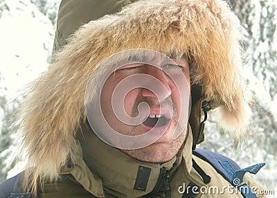 Ein Eskimo