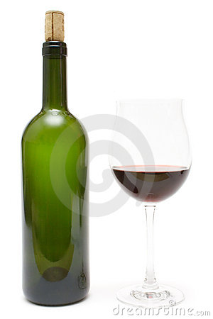 ein glas wein essen lizenzfreie stockfotos bild 2303208. Black Bedroom Furniture Sets. Home Design Ideas