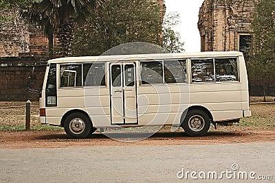 Ein kleiner Bus