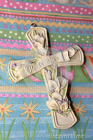 Ostern-Kreuz