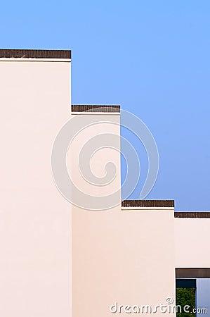 Eindeutige Wand