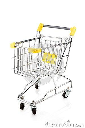 Einkaufenlaufkatze