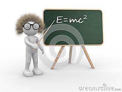 Einsteins theory