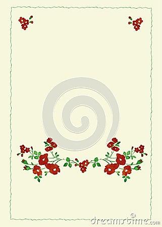 einzigartiger rahmen für heiratseinladungskarten mit, Einladung