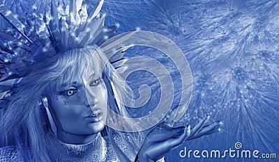 Eis-Prinzessin