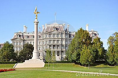 Eisenhower Old Executive Office Building