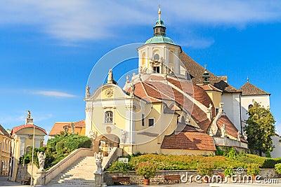Eisenstadt Mountain Church (Haydn Church on Kalvarienberg), Burg