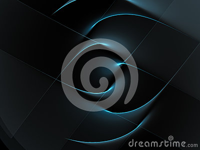 Ejemplo de lujo abstracto del fondo