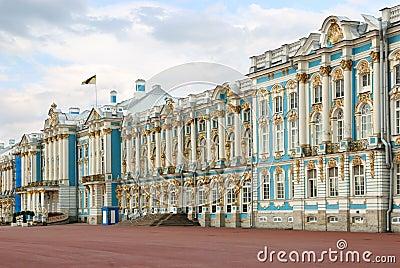 Ekaterininskiy palace (Tsarskoe Selo)