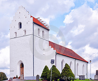Ekeby church in Sweden