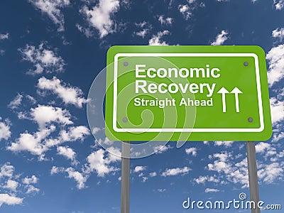Ekonomisk återhämtning