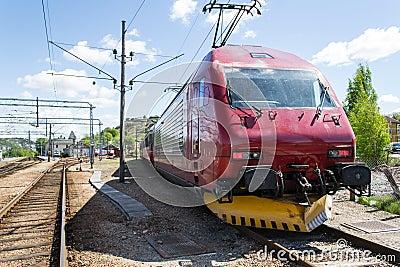 EL 18 locomotive