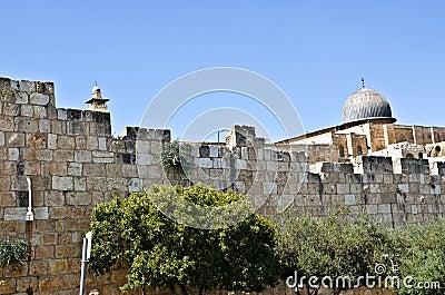 El Aqsa dome