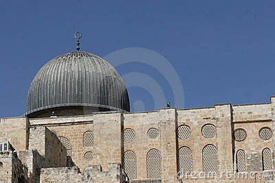 EL-Aqsa Mosque Old City Jerusalem