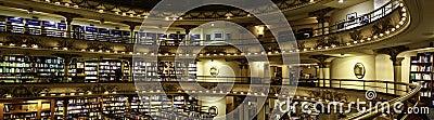 El Ateneo - Bookstore - Buenos Aires Editorial Image