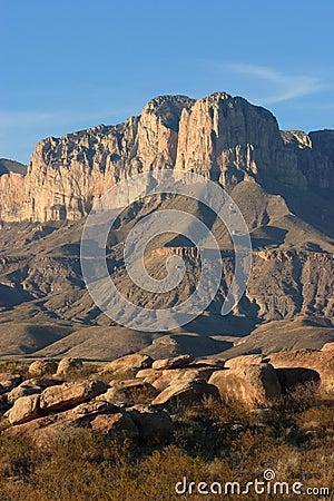 El Capitan & Boulders