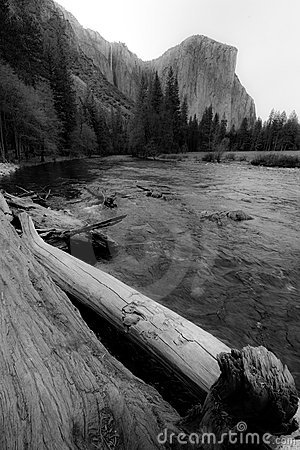 Free El Capitan Rock Formation Stock Photo - 5173420