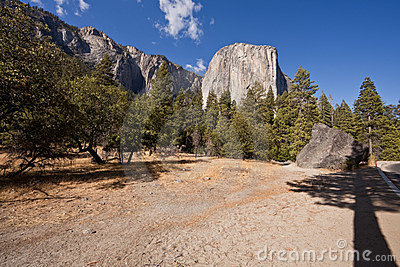 El Capitan-Yosemite National Park, California,