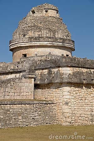 El Caracol - The Observatory at Chichen Itza