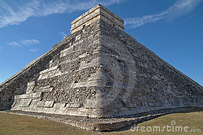 El Castillo - Temple of Kukulkan, Chichen Itza
