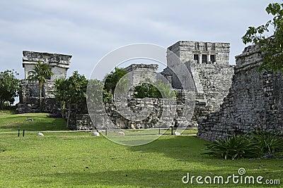 El Castillo at Tulum North End