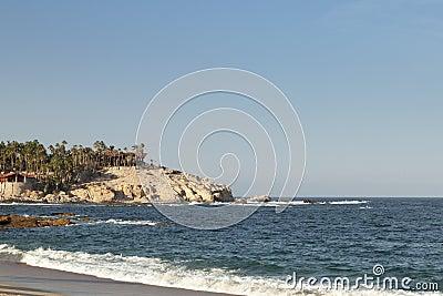 El Chileno beach in Los Cabos