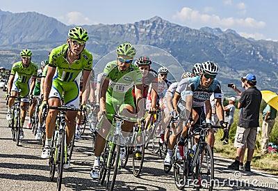 El ciclista Peter Sagan Imagen de archivo editorial