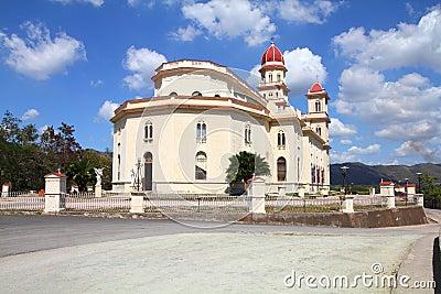 El Cobre basilica in Cuba