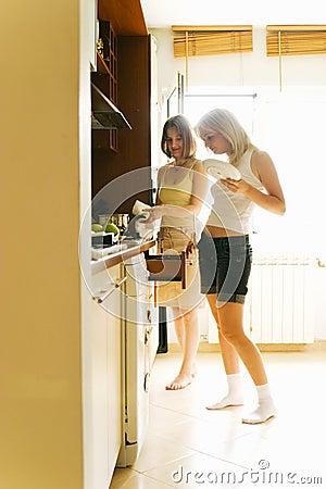 El cocinar