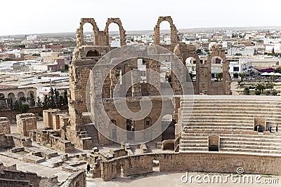 El Djem, Tunisia